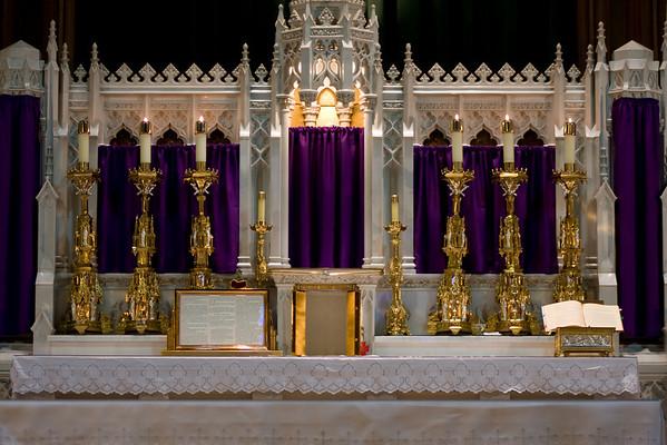 Holy Thursday 2009 in Extraordinary Form