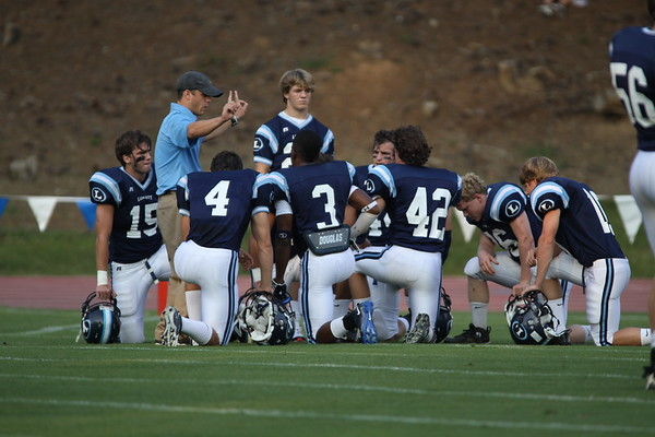 2009 Lovett Lions Varsity Football