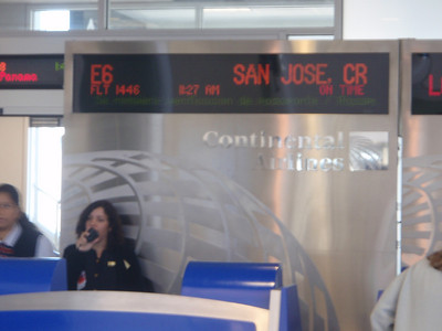 Work~ Costa Rica, MLT U and Star Trip