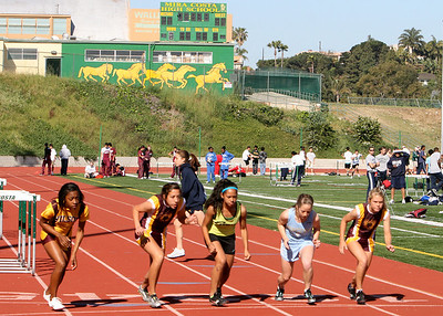 2009 Mira Costa Track and Field (photos by Brian Norden et al)
