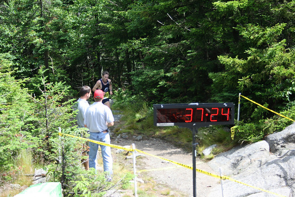 Ascutney Mountain Race