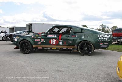 NASA PTD Shelby Mustang #161 Putnam Park