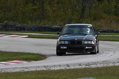 NASA TTC BMW E36 M3 #983, HPDE Honda S2K #3