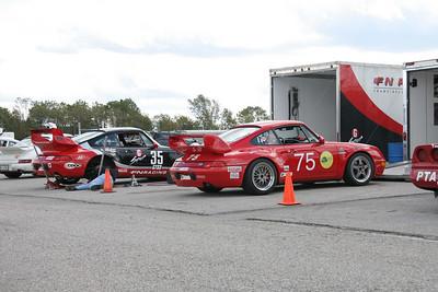 Rennstatt Racing Porsche #75 Part 2 - @ Putnam Park