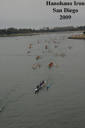2009 Outrigger Canoe Races