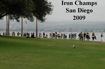Iron Champs 09 - Novice Race Start to Bridge