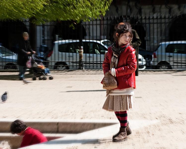 Parisian Style: Step 9