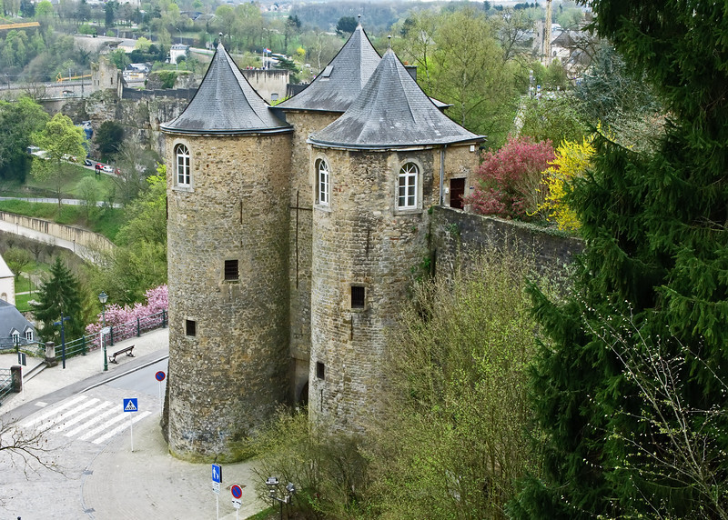 Luxembourg - Fairy Tale City