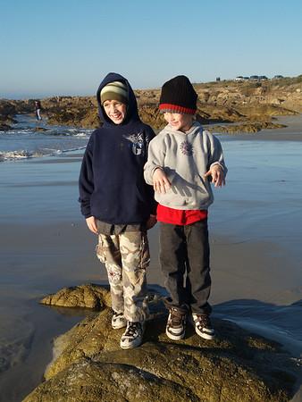 January 2009 Asilomar Beach & Pacific Grove