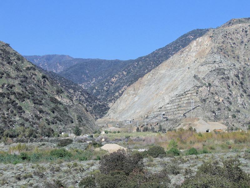 Vulcan Materials Quarry