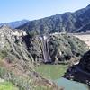 Back of Morris Dam