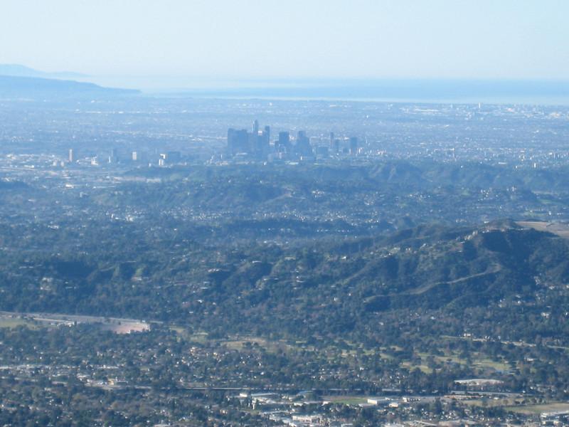 Spectacular views.