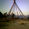 Tepee at Earl Canyon
