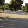 Coming up Santa Anita Blvd from Sierra Madre, heading to Chantry Flats