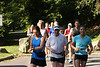 First Time Marathon Program CCT/Rock Creek Loop 20 mile run near Pierce Mill in Washington DC. Popsicle Break. -- Photo by Ken Trombatore