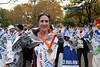 Charli Long (11:00 group) after finishing the 2009 NYC Marathon
