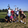 9:40 Group. Photo from Coach Lori's poopy cell phone.