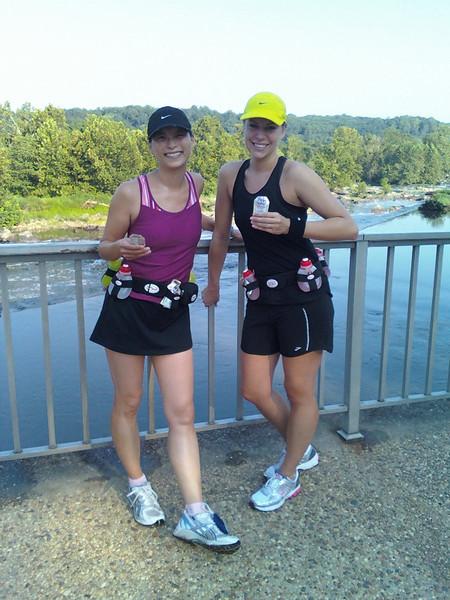 Yvette Ju-Riley's Lock-17 miles-8-23-09