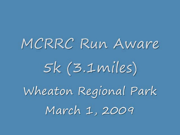 2009-0301 MCRRC Run Aware 5k - by Mayra