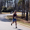 Overall 15K winner Jeff Keady.  This was his 4th year in a row winning the race!