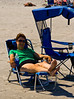 Celeste enjoys her last hours as a woman of leisure - Villa awaits!