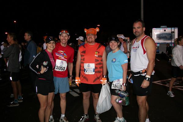 Disney marathon 2009