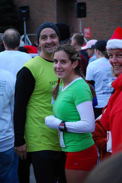 Reindeer Run December 5, 2009