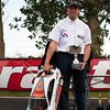 EC 2009 1/5th TC - Brookland , Price ceremony - 2nd: Sampietro Olivier
