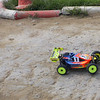 Le Kyosho MP9 de Jérôme Aigoin   -  Euro A 2009 Woelbling Thursday