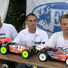 Final interview with the 3 best drivers: Martin Bayer, Yannick Aigoin and Renaud Savoya