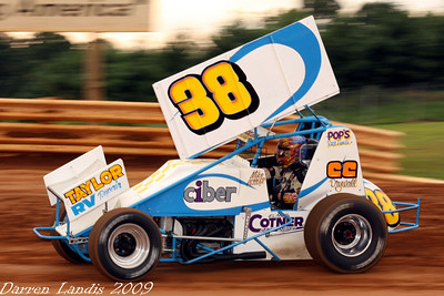 Lincoln Speedway 7-4-09
