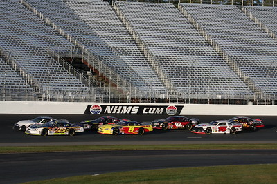 New Hampshire Motor Speedway 2009