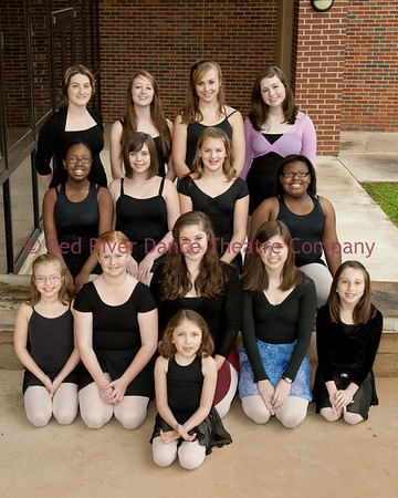 2009 Red River Dance Theatre Company