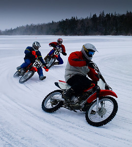 2009-01-18 De Said Ice Racing