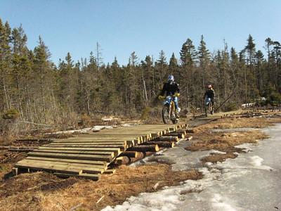 2009-03-21 Bog run