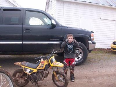 2009-11-21 Michaels farm ride