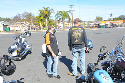 2009 ElCajonHOG Bridges Ride
