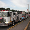 SHENANDOAH RESCUE HOOK and LADDER BLOCK PARTY PARADE 8-7-2009 : VIDEO