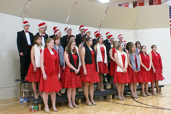 '09 Cardinal Holiday Music Program