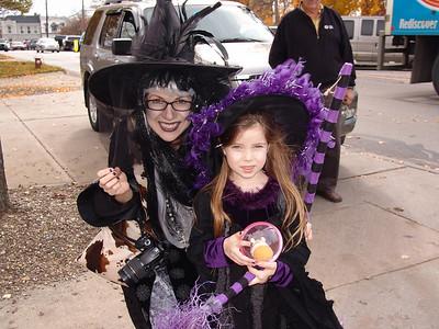 '09 Park Elementary Halloween Fun!