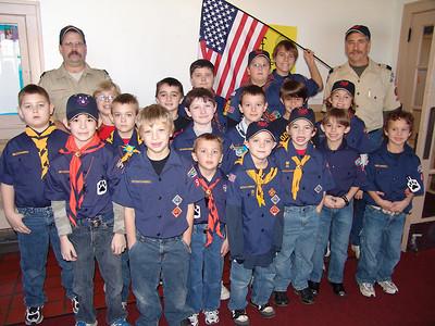 '09 Park Elementary Honors Our Veterans!