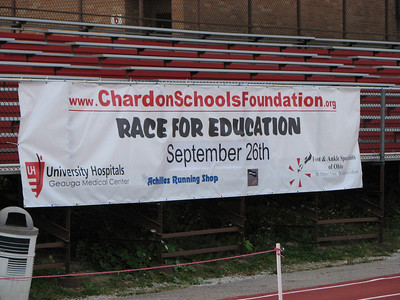 '09 Chardon Schools Foundation Race for Education