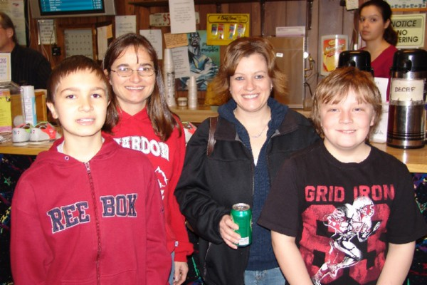 Park Mom Son Bowling Party!