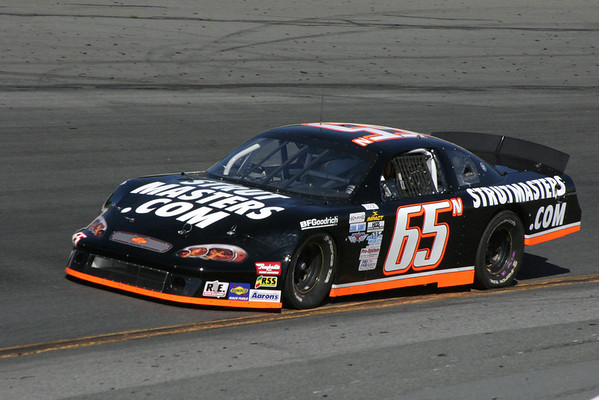 Matt Lofton changes numbers from 07 to 65 this year.