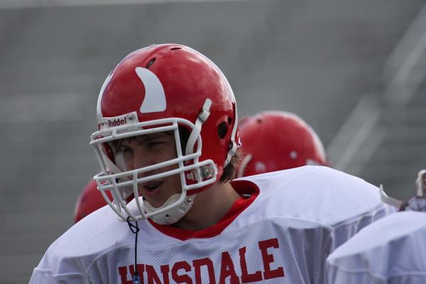 8/29 Freshman A Wheaton Warrenville South