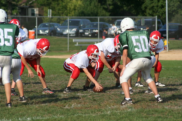 9/14 Freshman C Glenbard West