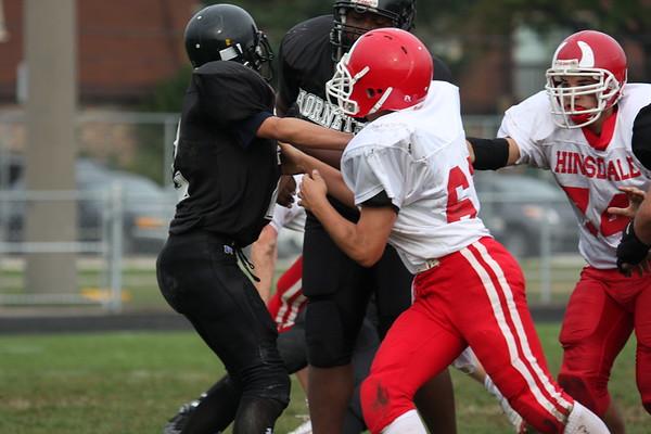 9/26 Freshman A Hinsdale South