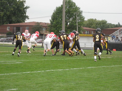 9/25 Sophomore Hinsdale South