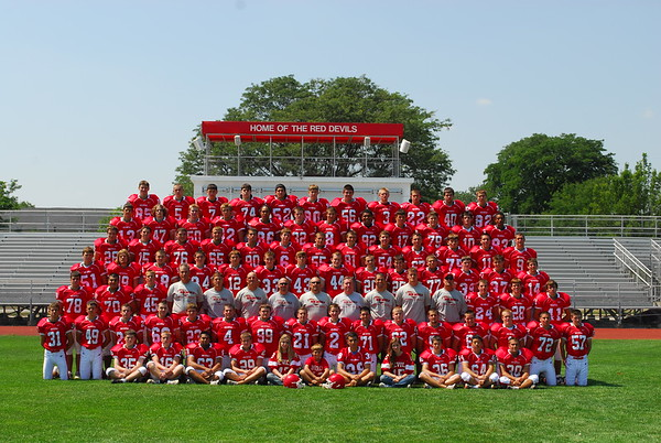 Varsity Team Photos