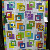 Honorable Mention<br /> Going Dotty Outside the Box<br /> Susan Knapp